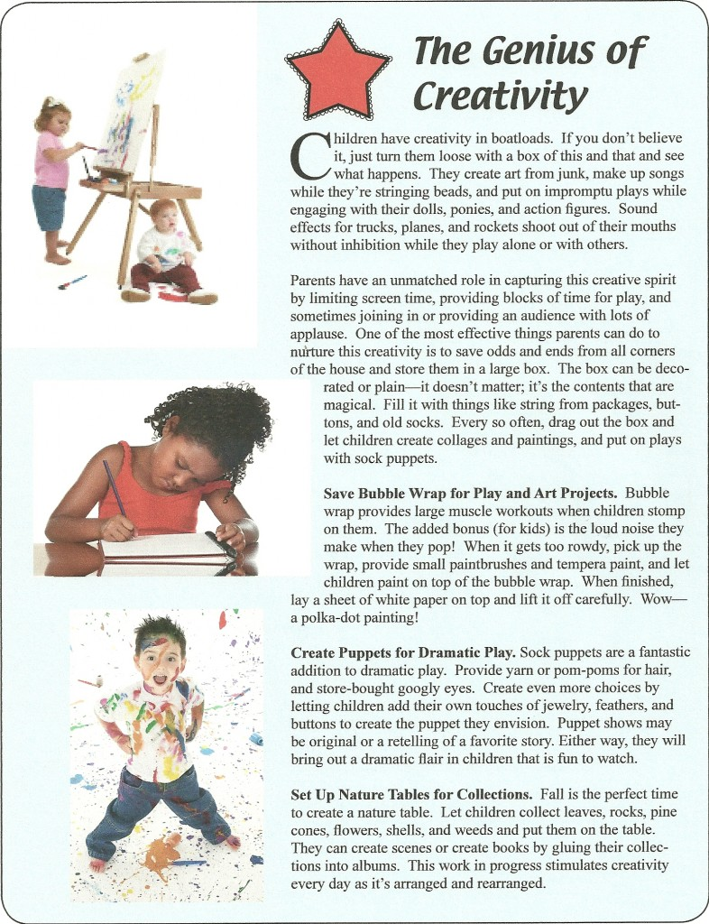 Parent pages Nov. 2013-2