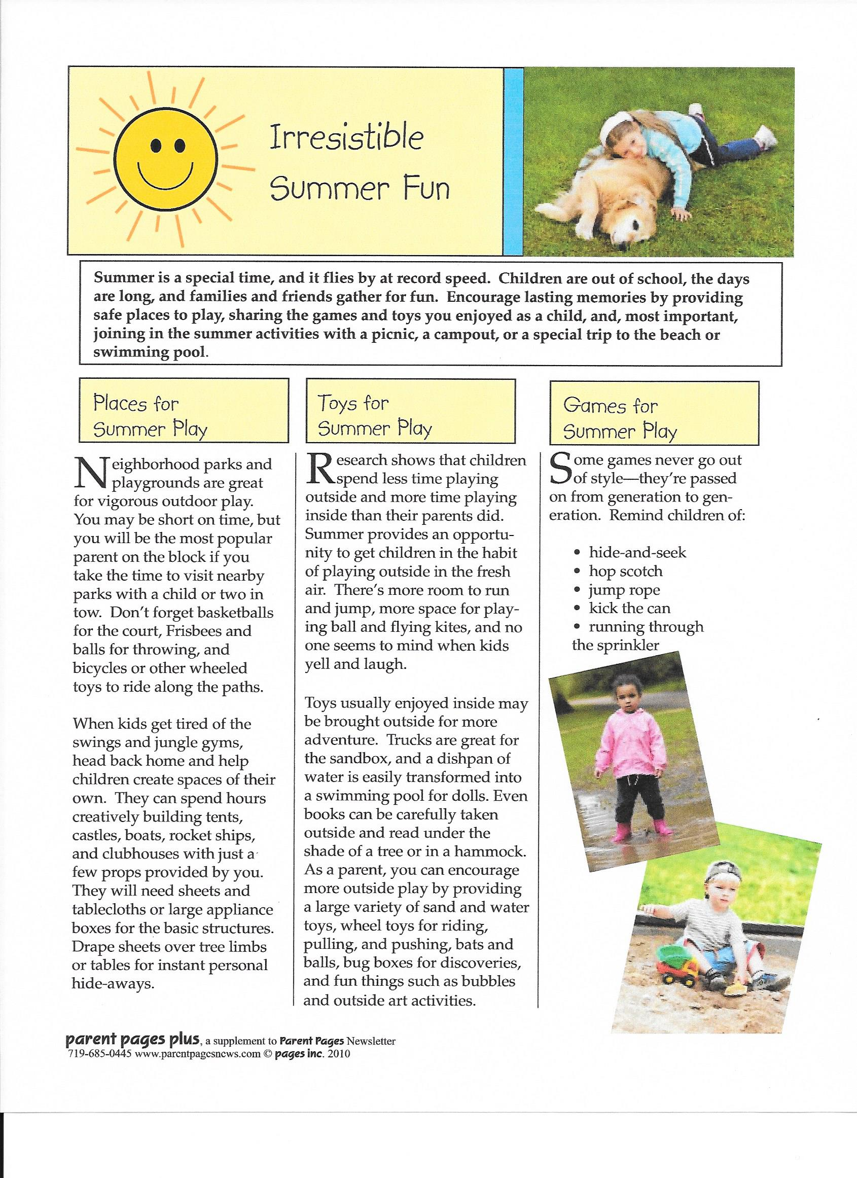 Parent Pages-June 2014 1